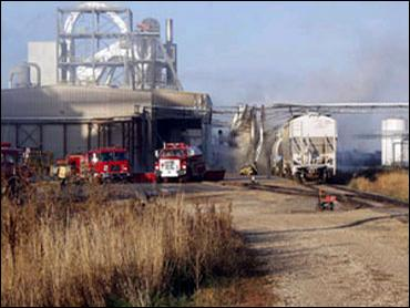 Explosion rocked Benson, MN plant leaving one dead